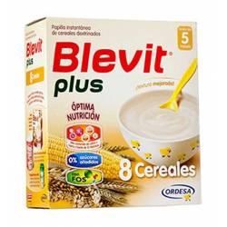 Blevit Plus 8 Cereales 600grs