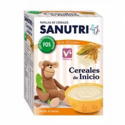 SANUTRI CEREALES SIN GLUTEN PAPILLA 600 GR