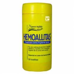 HEMOALLITAS 50UDS