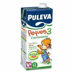 PULEVA PEQUES 3 CEREALES 1 LITRO