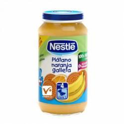 NUTRIBEN NARANJA PLATANO GALLETA 200 GR
