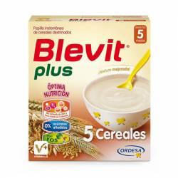 BLEVIT PLUS 5 CEREALES 600 GR
