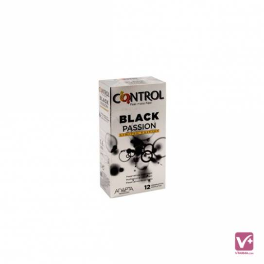 CONTROL BLACK PASSION LIMITED EDITION 12 UDS