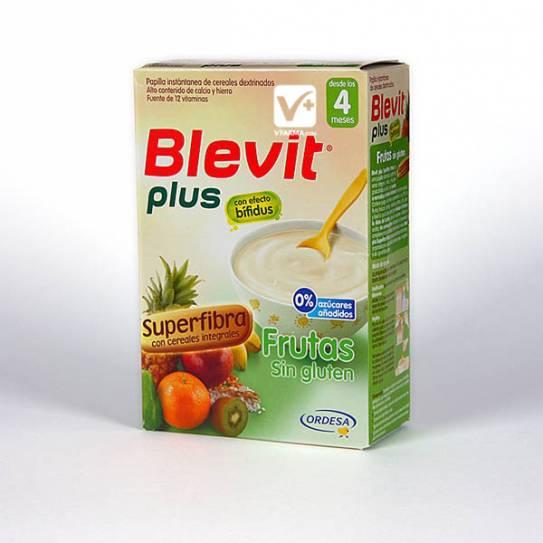 BLEVIT PLUS SUPERFIBRA FRUTAS 300 GR. (BAJA)