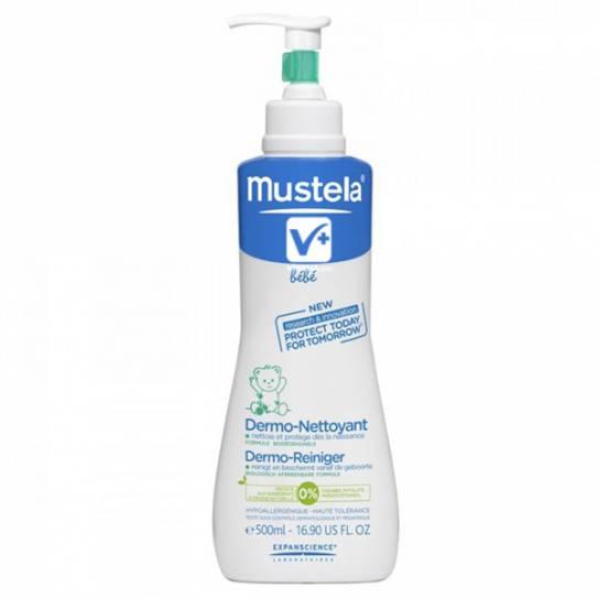 MUSTELA DERMO-NETTOYANT 750 ML