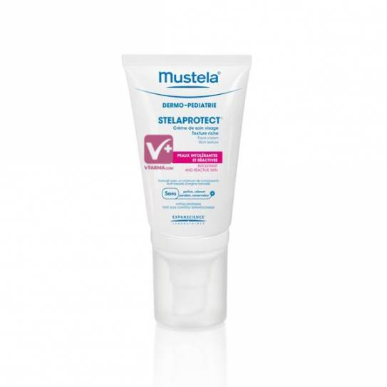 MUSTELA STELAPROTECT CREMA FACIAL 40 ML