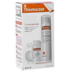 Thiomucase Crema Anticelulítica Acción 3 Kit