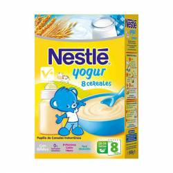 NESTLE 8 CEREALES CON YOGUR 700 GR