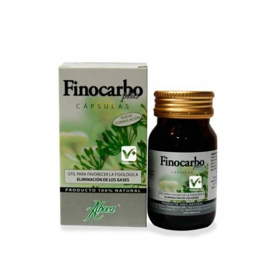 Aboca Finocarbo Plus 50 cápsulas