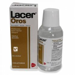 LACER OROS-2500 COLUTORIO 200 ML