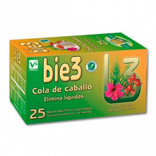 BIE3 COLA DE CABALLO 1.5 GRS 25 FILTROS