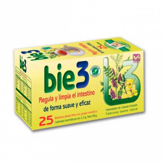BIE3 REGULA LIMPIA 25 BOLSAS