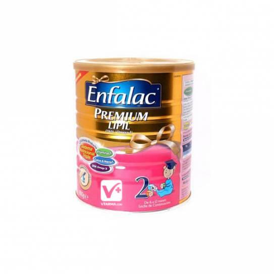 Enfamil 2 Premium 800 gr (antes Enfalac)