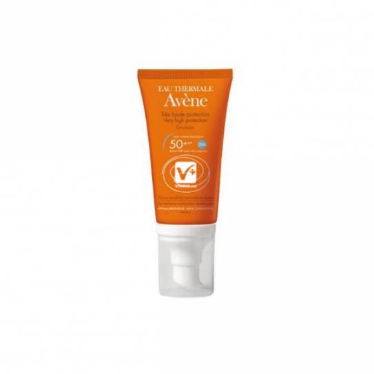 AVENE EMULSION 50+ OIL FREE INCOLORA 50 ML.