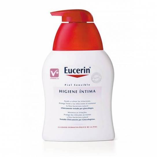 EUCERIN HIGIENE INTIMA 250ML.