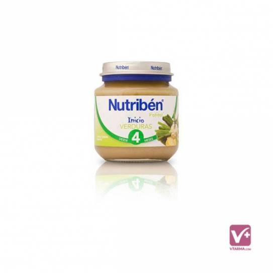 NUTRIBEN INICIO A LA VERDURA 130 GR