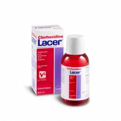 LACER COLUTORIO (ENJUAGUE) CLORHEXIDINA 200ML