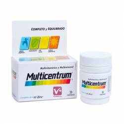 Multicentrum Luteina (Vitaminas Ojos) 30 Comp