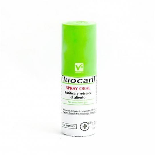 FLUOCARIL SPRAY ORAL AEROSOL 45 ML
