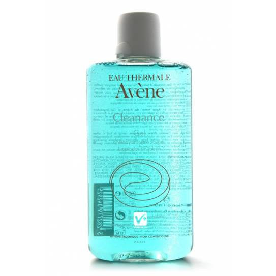 AVENE CLEANANCE GEL LIMPIADOR AVENE 200ML