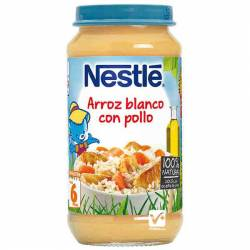NESTLE POLLO CON ARROZ 250 GR