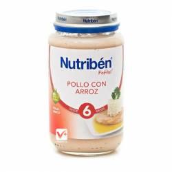 NUTRIBEN POLLO CON ARROZ 250 GR