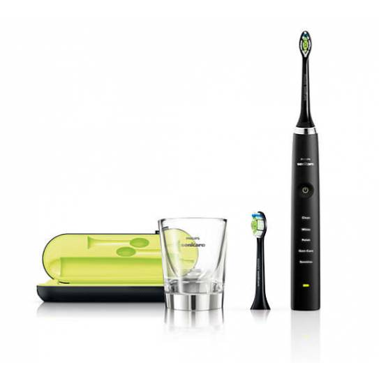 PHILIPS CEPILLO SONICARE DIAMOND CLEAN (NEGRO)
