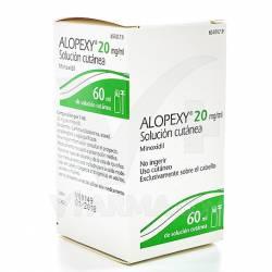 ALOPEXY 2% SOLU CUTANEA 60 ML