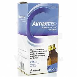 ALMAX SUSPENSION ORAL 225 ML