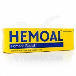 HEMOAL ANTIHEMORROIDAL UNGUENTO 30 G.