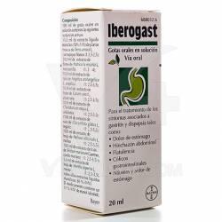 IBEROGAST GOTAS ORALES 20 ML