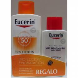 EUCERIN SUN PROTECTION 50+ LOTION EXTRA LIGHT PI