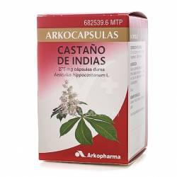 ARKOCAPSULAS CASTAÑO DE INDIAS 275 MG 84 CAPSULA