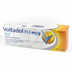 VOLTADOL 11.6MG/G 100G GEL