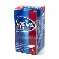 NICOTINELL FRUIT 2MG 96CHICLES