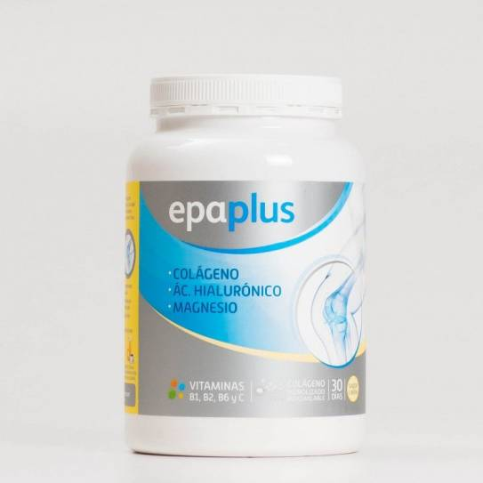 Epaplus Limón 332g Colágeno Hialurónico Magnesio