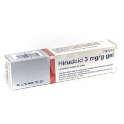 HIRUDOID 40GR GEL