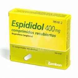 ESPIDIDOL 12 COMP RECUBIERTOS