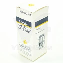 ACEITE DE RICINO ORRAVAN 30 GR.