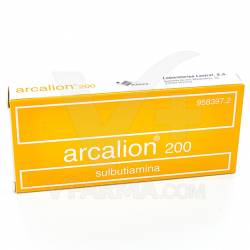 ARCALION 200 MG 30 GRAGEAS