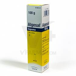 ALGESAL ESPUMA 100 G.