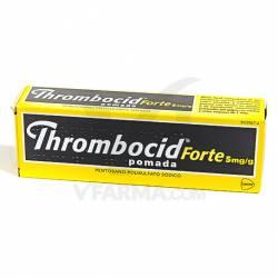THROMBOCID FORTE 0.5% POMADA 60 G