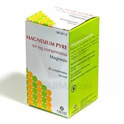 MAGNESIUM PYRE 50 COMPRIMIDOS