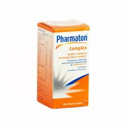 Pharmaton Complex 90 Cápsulas (promo 60+30)