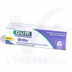 GUM ORTHO GEL DENTIFRICO 75 ML