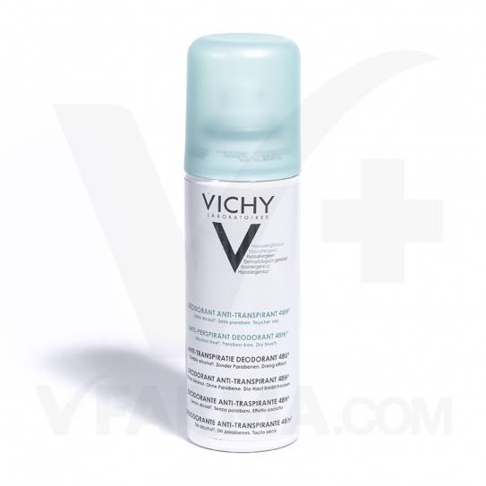 VICHY DESODORANTE ANTITRANSPIRANTE SPRAY