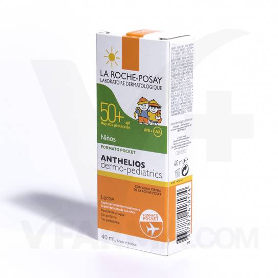 ANTHELIOS SPF 50+ DERMOPEDIATRICS 40 ML