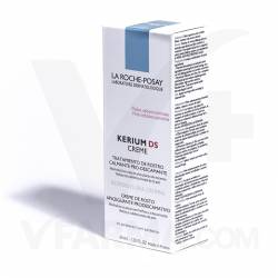KERIUM DS CREMA FACIAL 40 ML.