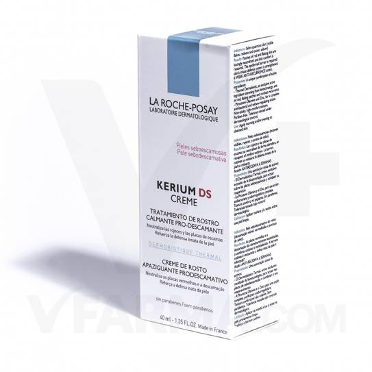KERIUM DS CREMA FACIAL 40 ML.