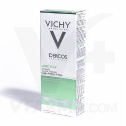 VICHY DERCOS CHAMPU ANTICASPA - CABELLO NORMAL A